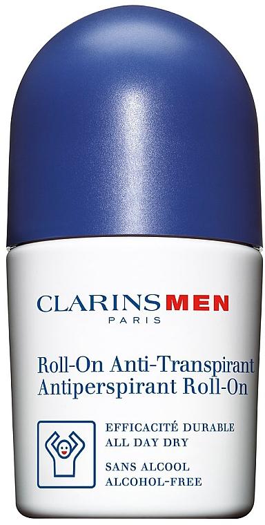 Дезодорант рол-он - Clarins Men Deodorant Roll — снимка N1