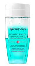 Парфюми, Парфюмерия, козметика Деликатна течност за отстраняване на грима от очите - DermoFuture Soft Makeup Remover