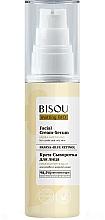 Парфюмерия и Козметика Хидратиращ и матиращ крем-серум за лице - Bisou Matting Bio Facial Cream Serum