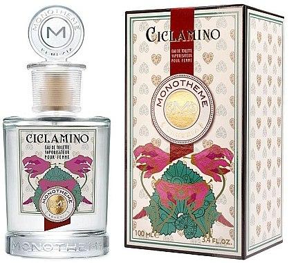 Monotheme Fine Fragrances Venezia Ciclamino - Тоалетна вода — снимка N1