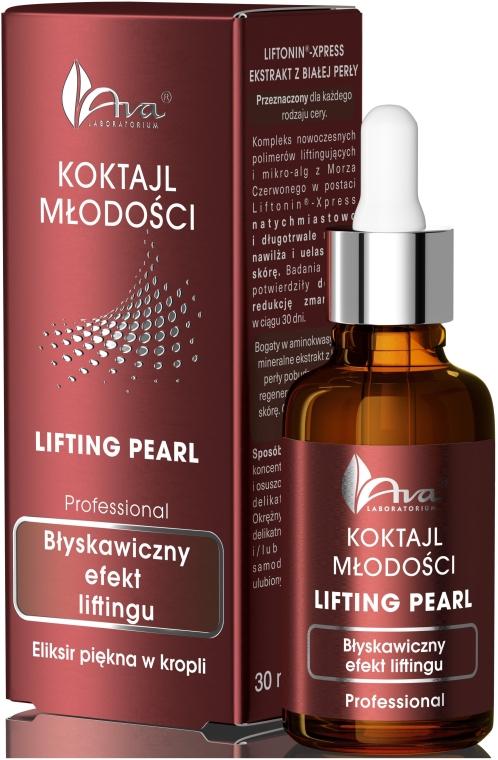 Лифтинг еликсир за лице - Ava Laboratorium Lifting Pearl
