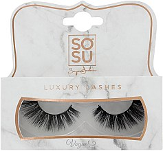 "Парфюмерия и Козметика Изкуствени мигли ""Vogue"" - Sosu by SJ Luxury Lashes"