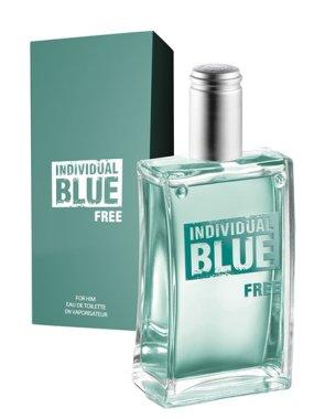 Avon Individual Blue Free - Тоалетна вода