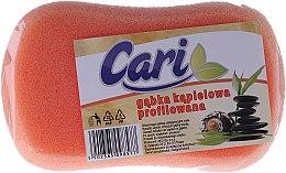 Парфюми, Парфюмерия, козметика Гъба за баня, оранжева - Cari
