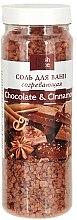 Парфюмерия и Козметика Сол за вана - Fresh Juice Chocolate & Cinnamon