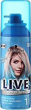 Парфюми, Парфюмерия, козметика Оцветяващ спрей за коса - Schwarzkopf Hyaluron Cellular Spray