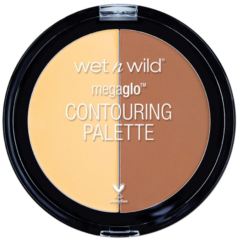 Палитра контури за лице - Wet N Wild MegaGlo Contouring Palette