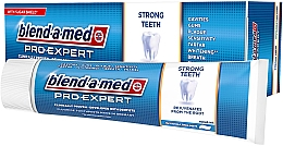 Парфюмерия и Козметика Паста за зъби - Blend-a-med Pro Expert Strong Teeth Toothpaste