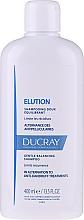 Парфюмерия и Козметика Балансиращ шампоан за коса - Ducray Elution Gentle Balancing Shampoo