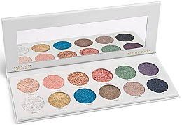Парфюми, Парфюмерия, козметика Палитра сенки за очи - Paese Beauty Rocks Eyeshadow Palette