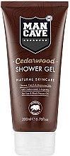 Парфюмерия и Козметика Душ гел - Man Cave Cedarwood Shower Gel