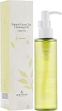 Парфюмерия и Козметика Хидрофилно масло за лице с екстракт от зелен чай - The Skin House Natural Green Tea Cleansing Oil