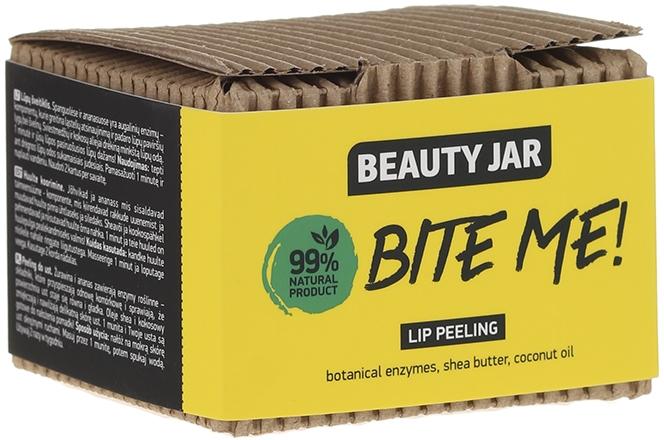 Скраб за устни с кокосово масло и масло от шеа - Beauty Jar Bete Me Lip Peeling