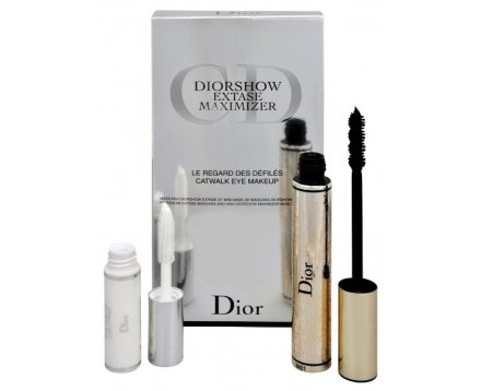Комплект - Christian Dior Diorshow (mascara/4ml + serum/4ml) — снимка N1