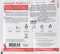 Пилинг маска за лице - Secrets des Fees Mask — снимка N2