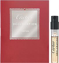 Парфюмерия и Козметика Cartier Declaration Parfum - Парфюм (мостра)