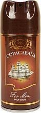 Парфюми, Парфюмерия, козметика Jean Marc Copacabana - Спрей дезодорант