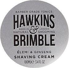 Парфюми, Парфюмерия, козметика Крем след бръснене - Hawkins & Brimble Elemi & Ginseng Shaving Cream