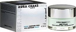 Парфюмерия и Козметика Интензивен подхранващ околоочен крем - Aura Chake Creme Contour Yeux Eye Contour Cream