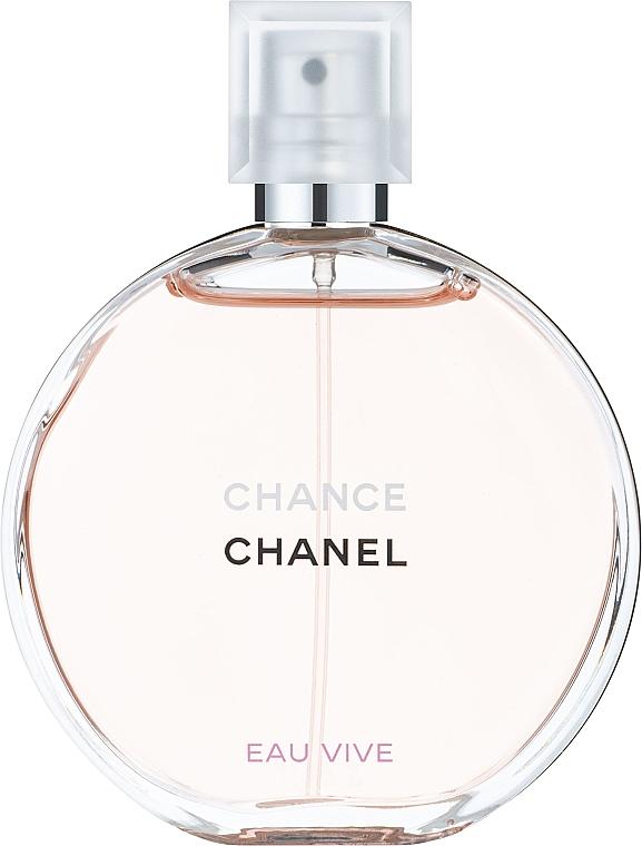 Chanel Chance Eau Vive - Тоалетна вода (тестер с капачка)