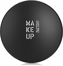Пудра за лице - Make Up Factory Mineral Compact Powder — снимка N2