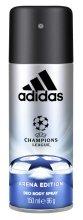 Парфюми, Парфюмерия, козметика Дезодоранти - Adidas UEFA Champions League Arena Edition