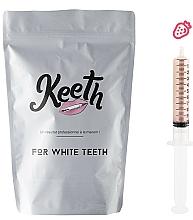 Парфюмерия и Козметика Комплект пълнители за избелване на зъби - Keeth Strawberry Refill Pack