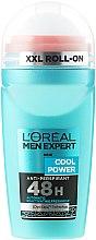 Парфюми, Парфюмерия, козметика Дезодорант рол-он - L'Oreal Paris Men Expert Cool Power Deodorant Roll-on