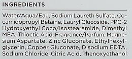 Подхранващ почистващ гел за лице за всеки тип кожа - Perricone MD High Potency Classics Nutritive Cleanser — снимка N4