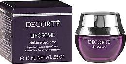 Парфюмерия и Козметика Хидратиращ околоочен крем - Cosme Decorte Liposome Eye Cream