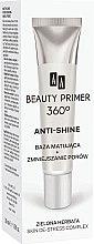 Парфюми, Парфюмерия, козметика Основа за грим - AA Cosmetics Beauty Primer 360 Anti-Shine Make-Up Base