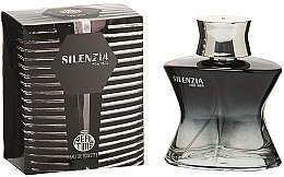 Парфюмерия и Козметика Real Time Silenzia For Men - Тоалетна вода