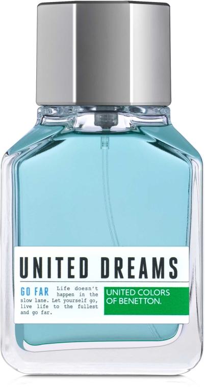 Benetton United Dreams Go Far - Тоалетна вода — снимка N2
