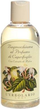 """Пена для ванны-гель для душа """"Жимолость"""" - L'erbolario Bagnoschiuma Al Profumo di Caprifoglio (мини) — снимка N1"""