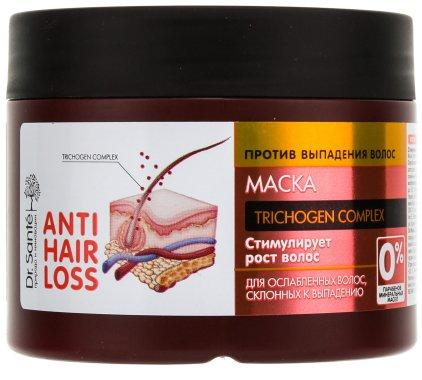 Маска за слаба и склонна към косопад коса - Dr. Sante Anti Hair Loss Mask