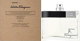 Salvatore Ferragamo F by Ferragamo Pour Homme - Тоалетна вода (тестер без капачка)  — снимка N2
