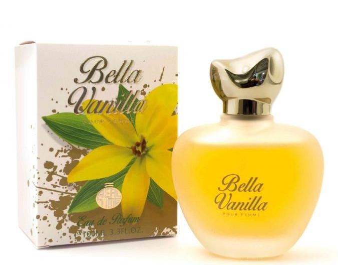 Real Time Bella Vanilla - Парфюмна вода