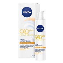 Парфюми, Парфюмерия, козметика Еликсир за лице - Nivea Q10 Plus Anti-Wrinkle Face Elixir