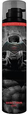 Пяна за бръснене - Corsair Batman vs. Superman Shave Foam — снимка N1