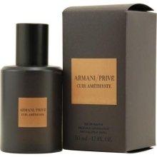 Парфюми, Парфюмерия, козметика Giorgio Armani Armani Prive Cuir Amethyste - Парфюмна вода