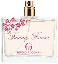 Парфюми, Парфюмерия, козметика Sergio Tacchini Fantasy Forever Eau Romantique - Тоалетна вода (тестер без капачка)