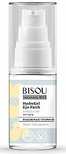 Парфюмерия и Козметика Хидрогел пачове за очи за експресна грижа - Bisou Recovery Bio HydroGel Eye Patch