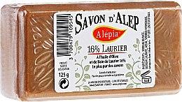 Парфюми, Парфюмерия, козметика Сапун с масло от лаврово дърво, 16% - Alepia Soap 16% Laurel
