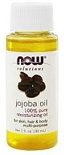 Парфюмерия и Козметика Масло от жожоба за кожа, коса и тяло - Now Foods Solutions Jojoba Oil