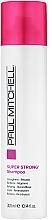 Парфюмерия и Козметика Регенериращ и стягащ шампоан - Paul Mitchell Strength Super Strong Daily Shampoo