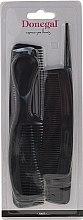 Парфюми, Парфюмерия, козметика Комплект гребени за коса,Черни 9816, 6 шт - Donegal Hair