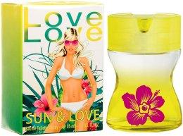 Парфюми, Парфюмерия, козметика Morgan Love Love Sun & Love - Тоалетна вода