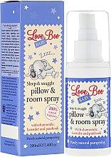 Парфюми, Парфюмерия, козметика Ароматизиращ спрей за детска стая - Love Boo Pillow&Room Spray