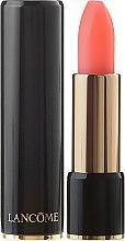 Парфюмерия и Козметика Цветен овлажняващ балсам за устни - Lancome L`Absolu Rouge La Base Rosy
