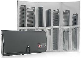 Парфюмерия и Козметика Комплект гребени за коса - Upgrade UG34 Nano Ion Comb Set